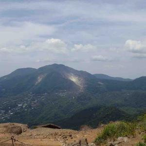 明神ヶ岳トレイル13.5km &強羅温泉