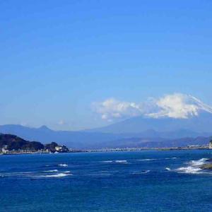 片瀬江ノ島駅からロング走 59km