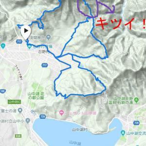 富士忍野高原トレイルレース、コース対策