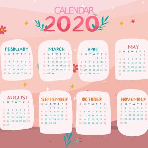 2020年のPublic Holidaysをチェック☆!