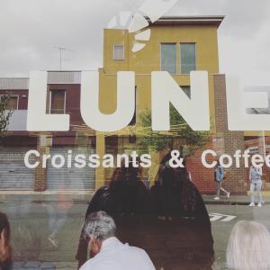 おすすめカフェ☆クロワッサン専門店LUNE Croissanterie