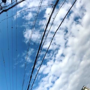 晴れと曇りの境目