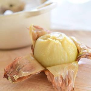 玉ねぎの塩釜焼き 愛するお野菜とル・クルーゼ