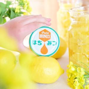 日本ミツバチの贈り物:アカシアの蜂蜜レモン