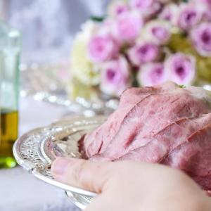英国伝統ローストビーフ♪日曜レシピ