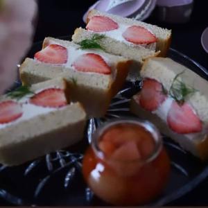 フルーツサンドイッチ 群馬地産美味発見!