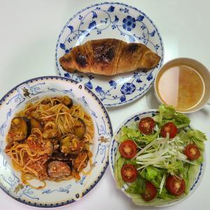 料理をアップ♪ランチ編