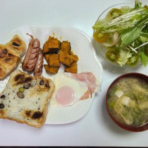 料理をアップ♪朝ご飯編