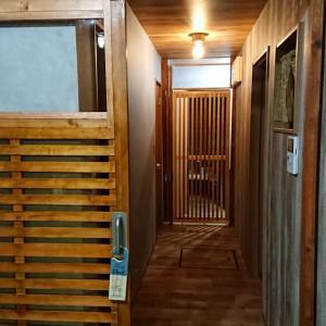 猫の為の「脱走防止」ドアを3つ作成★