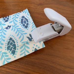 IKEAの紙ナプキンで手作り使い捨てマスク