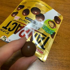 美味しいタンパク質!明治TANPACTミルクチョコレートビスケットin