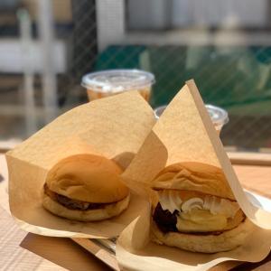 食欲の秋【「The 3rd burger(サードバーガー)元住吉モーニング】