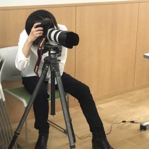 都内のスタジオで写真撮影会をします。