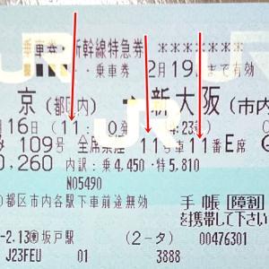 明日はいよいよ大阪でスタート!!