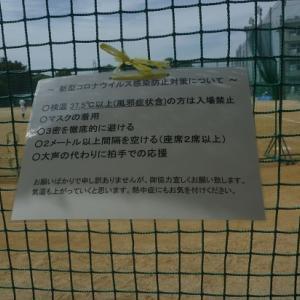 練習試合 川之江高校