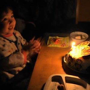 内孫の誕生日