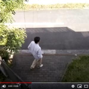 うちの玄関前に 監視カメラ (motionEye) を設置してみました。