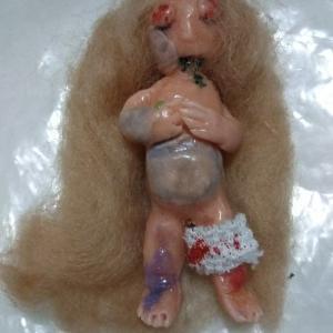 創作人形?