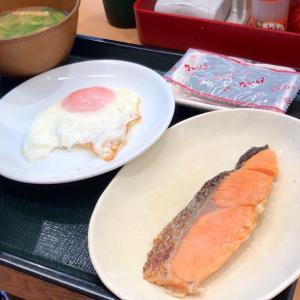 朝定食、昼定食
