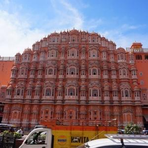インド旅行はジャイプールから☆声が全く出ない状況で・・・