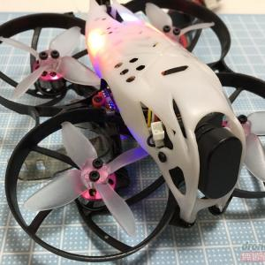Geelang Hobby X-UFO 85X 4K 3-4S Cinewhoop 完全レビュー!②【内部チェック編】