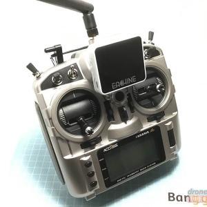 【超簡単】FrSKy Taranis X9-Lite Sへ簡易モニターの設置【チープDIY】