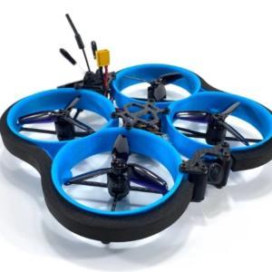 【FUS X111】ちょっと話題の2.5インチ軽量⌘MegaWhoop機プレオーダー開始【Banggood】