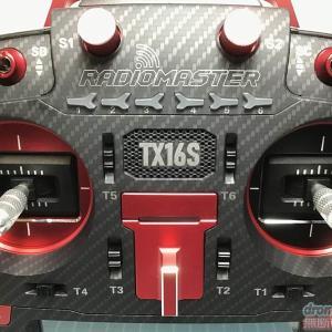 【技適付】RadioMaster TX16S Hall Sensor Gimbals 完全レビュー!⑤【組み立て&改良編】