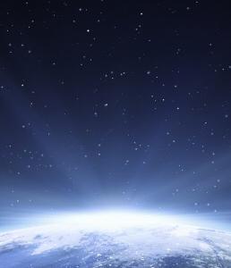 宇宙と繋がる