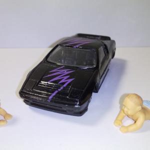 ジルメックス 謎の黒いミニカー