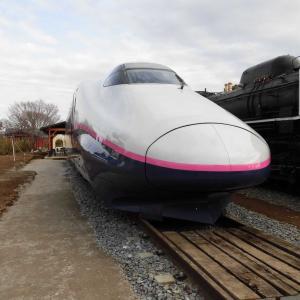新幹線とデコイチ