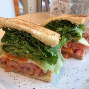 新宿御苑前 「& sandwich.」