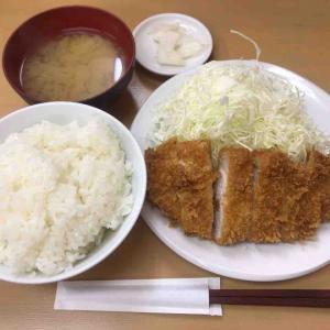 上野 「とんかつ山家 上野店」