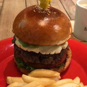 中目黒 「Burger Factory」