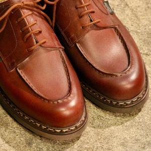 """ハレとケの境目にある靴 """"PARABOOT CHAMBORD"""""""