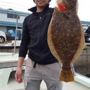 淡路島福良港から鳴門海峡にてアジの泳がし
