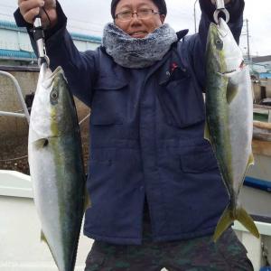 鳴門海峡にてタイメバルサビキとアジの泳がしでゲット