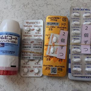 通院:106内科 エコー検査✩予防接種(2020.11.10)