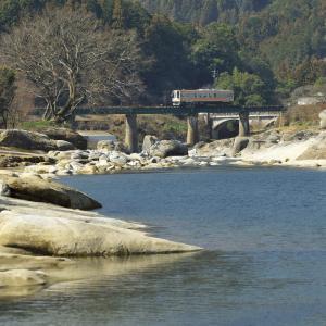 JR名松線 再訪