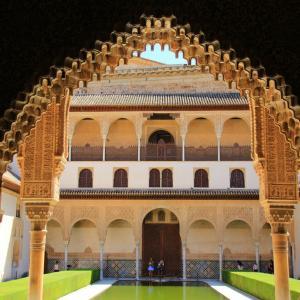 【2019年スペイン旅11/15】本気のアブハンブラ宮殿がすごすぎた