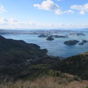 しまなみ海道、サイクリング旅【今治~大島、1/4】