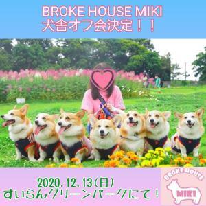 ☆BROKE HOUSE MIKI オフ会決定☆