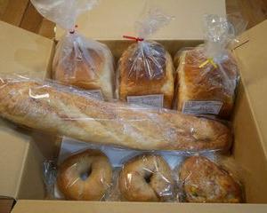 兵庫県猪名川町より2度目の食パン食べ比べセットが届きました!