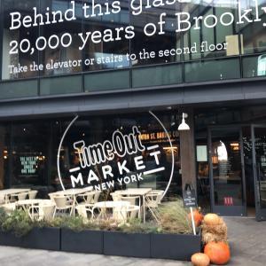 ブルックリンの「Time Out Market」に行ってきました