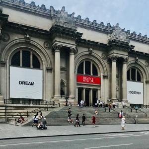 メトロポリタン美術館再開!メンバープレビューに行ってきました。