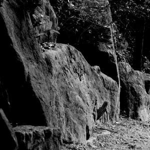 信じる心は岩をも砕く