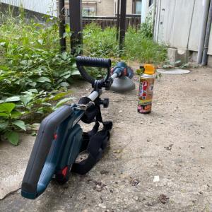 営業マン 草刈DAY