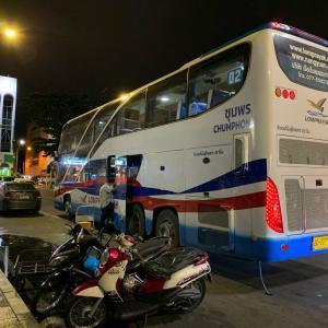 【タオ島行き方】カオサンから夜行バスでレッツゴー!