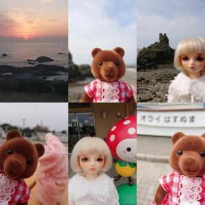 2/24(月)・25(火)千葉県の犬吠埼に旅行に行ってきました②