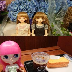 6/14(日)横浜すみかに行ってきた#久しぶりのTULLY'S COFFEE